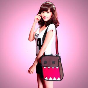 2D Domo Bag