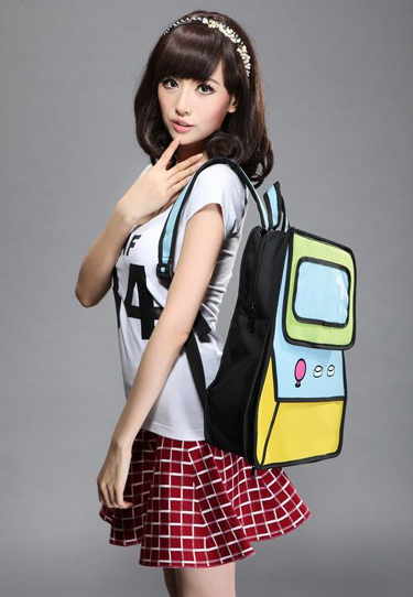 Arcade 2D BAGS Backpack