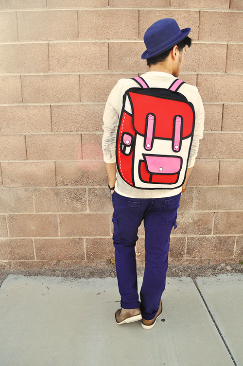 Home Of 2d Bags Backpacks