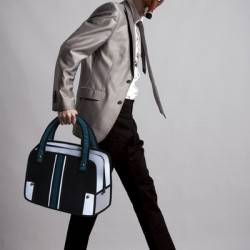 2D Bag Dapper Travel Bag (2 Colors)