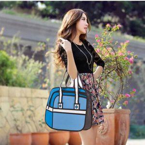 2D Bag – Companion Bag (3 Colors)