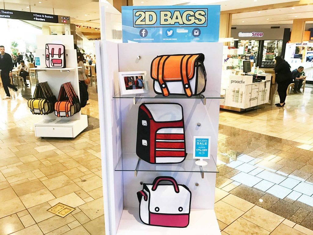 2D Bags Arcadia Mall