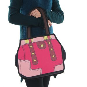 NEW 2D Bag – Funky Purse