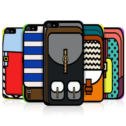 2D Phone Cases - 2D Tablet Cases - 2D Bags