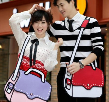 2d-bags-dashing-couple