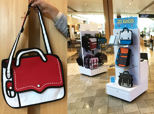 2D BAGS Giveaway – Anything in Store – 3 Winners